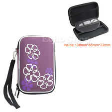"EVA 2.5"" HDD External Portable Hard Drive Carry Case For WD SEAGATE IOMEGA LACIA"