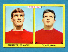 Nuova CALCIATORI PANINI 1966-67 - Figurina-Sticker -TOMASINI#NERI - REGGINA-New