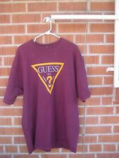Vintage ***   1995 GUESS ASAP ROCKY   *** Men's Large Cotton T-Shirt USA