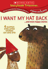 I Want My Hat Back & More Happy Stories, New DVDs