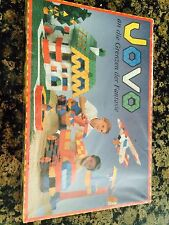 Brand new JOVO construction shapes Click 'n Construct Building Toy set 72 pieces