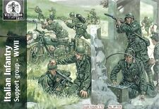 Waterloo 1/72 WWII Italian Infantry Support Group