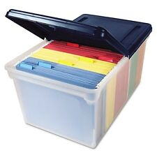 Innovative Storage Designs File Tote Storage Box - 55797