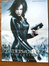 AFFICHE - UNDERWORLD 2 EVOLUTION KATE BECKINSALE SCOTT SPEEDMAN LEN WISEMAN