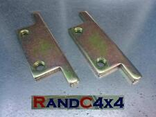 DA1171 Land Rover Defender Front Bumper Captive Threaded Nut Tapping Block Plate