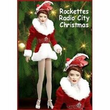 Franklin Mint ROCKETTES RADIO CITY CHRISTMAS Vinyl Doll  B11E721