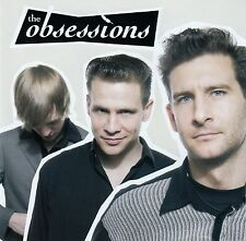 THE OBSESSIONS : THE OBSESSIONS / CD (WOLFMAN RECORDS 2009)