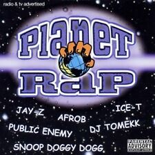 Planet Rap (1999) Dj Tomekk vs. Grandmaster Flash, R. Kelly, Nate Dogg,.. [2 CD]