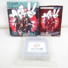 GHOST BUSTERS 2 Game Boy Nintendo Import JAPAN Video Game bcc gb