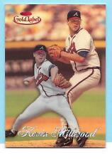 1998 Topps Gold Label Red #93 Kevin Millwood Rookie Braves 50/50