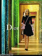 "Publicité advertising 2014 Haute Couture Dior ""Secret Garden III"" Versailles"