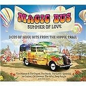 Various Artists - Magic Bus (Summer of Love, 2016)