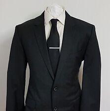 Hugo Boss Men's Vintage il James3 / Sharp5 Nero Suit Giacca EU 54 UK 44r-l * * in buonissima condizione