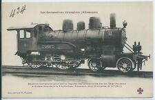 CPA - Les Locomotives étrangères ( Allemagne )