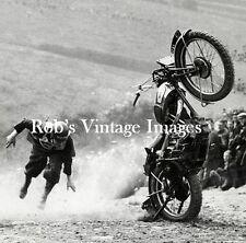 Harley Davidson Indian Norton Motorcycle Racing photo Hill climb 2