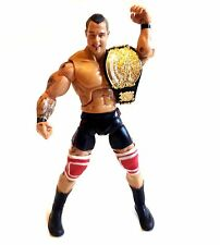 "WWF WWE TNA Wrestling SANTIANO MARELLA 6"" superposefigure with belt"