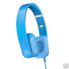 Genuine Nokia/Monster WH-930 Purity HD Stereo (EURO 1) Headset - Cyan