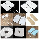 Reusable Physical Therapy Electrode Adhesive Pad Pads Massagers For Tens Machine
