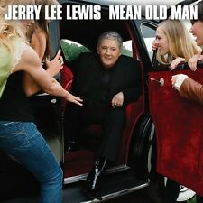 Mean Old Man - Jerry Lee Lewis (2010, CD NIEUW) Deluxe ED.