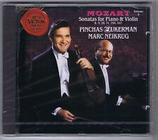 ZUKERMAN NEIKRUG CD NEW MOZART SONATAS K 9,26,31,296,547 VOL.5