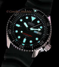 Seiko SKX007J1 *Made in Japan* Diver's 200M Automatic rubber strap SKX007J