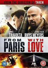 From Paris With Love (John Travolta) - Disc Only