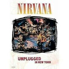 DVD Nirvana - MTV Unplugged In New York Sealed New 2007