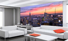 New York City Midtown  Wall Mural Photo Wallpaper GIANT WALL DECOR PAPER POSTER