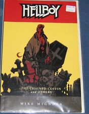 Hellboy #3  The Chained Coffin and Other  2003  NM
