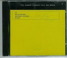 Human League Tell Me When CD2 5 mixes UK CD