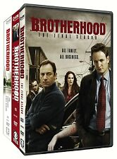 Brotherhood: Complete TV Series Seasons 1 2 3 DVD Boxed Set Collection NEW!