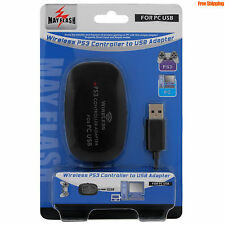 New PS3 - Wireless Controller Receiver Adapter to PC Mayflash (Playstation USB)