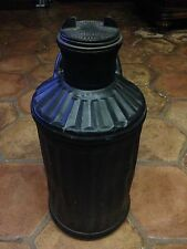Antique 1920's Gas Station Can Fuel Container Conoco........Bulk Rig Delivery