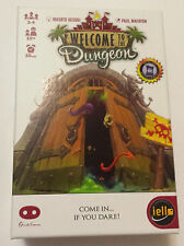 """Welcome to the Dungeon Card Game by iello ~ A Subtle Game of """"Chicken"""" ~FastShip"""