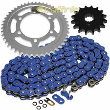 BLUE O-Ring Drive Chain & Sprockets Kit Fits YAMAHA R6S YZF-R6S 2006-2009