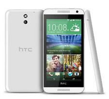 "HTC Desire 610 White Smartphone 4.7"" 8GB Memory 8MP Unlocked Plain Box Excellent"