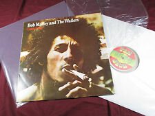 Bob MARLEY AND THE WAILERS Catch a Fire-LP Tuff Gong Jamaica Clear Smoke VINILE