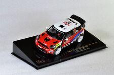 IXO Mini John Cooper Works #37 Rally Monte Carlo 2012 Sordo - Barrio RAM500 1/43
