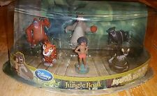 Disney NIB Jungle Book PVC Figures Play Set Cake Toppers NEW