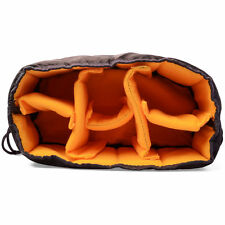 Flexible Waterproof Camera Insert Bag Partition Padded Case for Nikon DSLR LF381