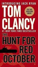A Jack Ryan Novel: The Hunt for Red October 1 by Tom Clancy (2010, Paperback)