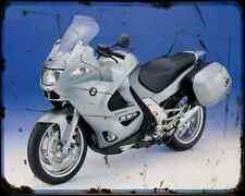 Bmw K1200Gt 1 A4 Metal Sign Motorbike Vintage Aged