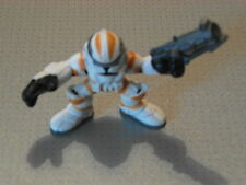 Galactic Heroes Clone Trooper Amarillo Figura-Nuevo-Loose-Star Wars (gmt04)