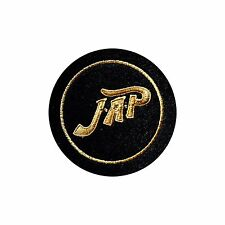 CLASSIC J.A.P EMBROIDERED MOTORCYCLE PATCH