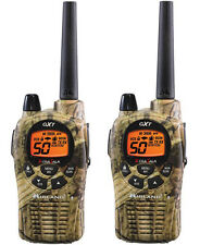 Midland GXT1050VP4 Camo JIS4 Waterproof Two Way Radio / Walkie Talkie 2 Pack New