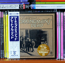 Grateful Dead - Workingman's Dead / Japan Mini LP SHM CD HDCD Bonus Tr. 2013 NEW