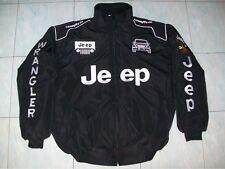 NEUF JEEP wrangler Faan-veste noir jacket veste JAS Giacca Jakka