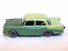 Matchbox Lesney No.29b Austin A55 Cambridge (SILVER PLASTIC WHEELS!, GC!)