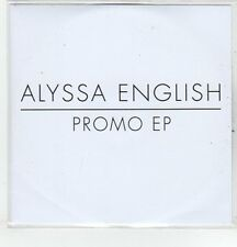 (EQ987) Alyssa English, Girlfriend - 2013 DJ CD