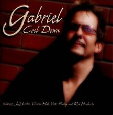 Cool Down Gabriel Mark Hasselbach Audio CD
